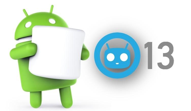 CyanogenMod 13 (nightly) pro první zařízení