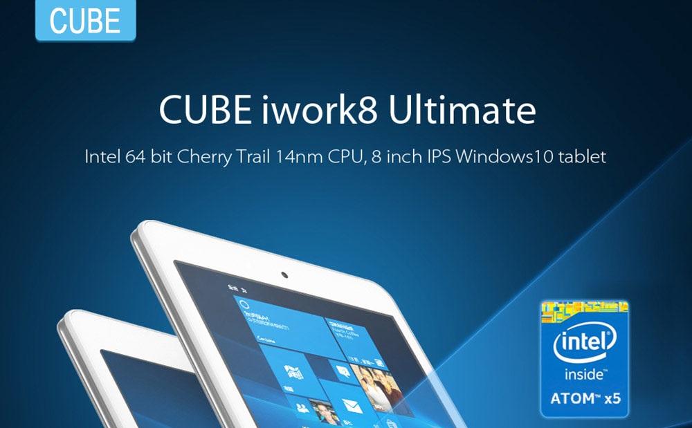 Cube iwork8 – osmipalec s Windows 10 za hubičku [sponzorovaný článek]