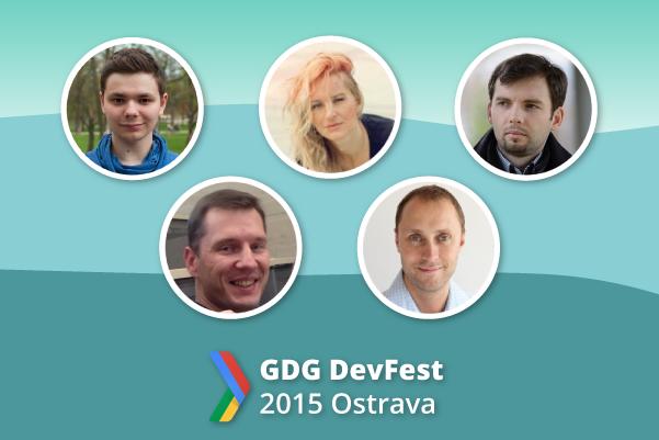 DevFest 2015 aneb na koho se můžete těšit #3