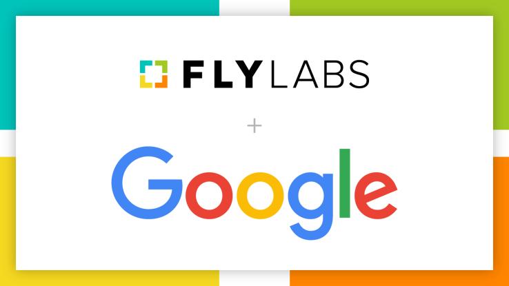 Google byl na nákupech, pořídil si Fly Labs