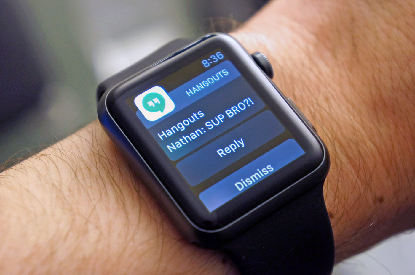 Hangouts 6.1 pro majitele iOS zařízení [aktualizováno]