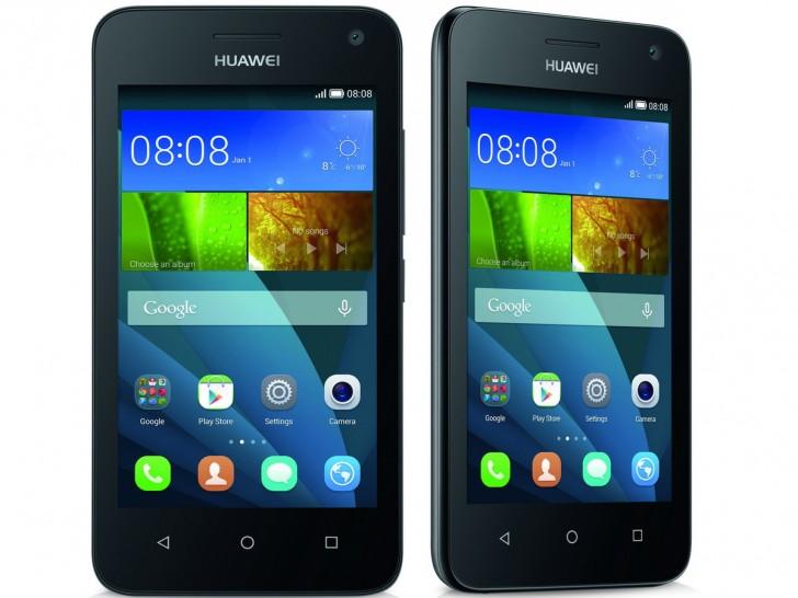 Huawei Y3 – nejlevnější chytrý telefon, zatím pouze v Británii