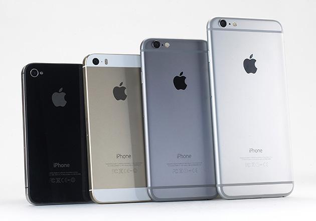 V USA je přes 100 miliónů iPhonů, z toho dvě třetiny jsou šestky a novější