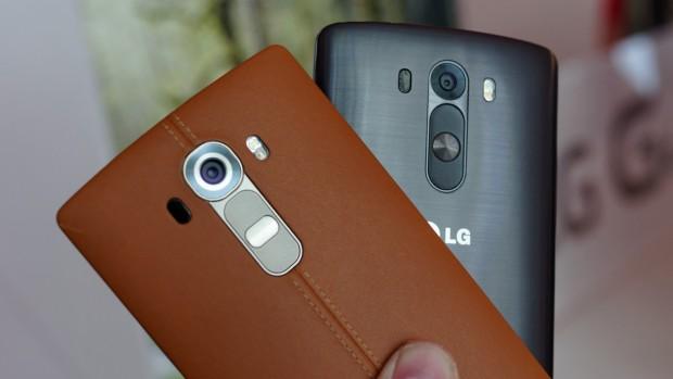 LG přijde zřejmě s novým designem u G5 [aktualizováno]