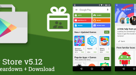 Obchod Play 5.12 – přípravy na rodinné sdílení, možnost darovat či aktivovat kartu skrze NFC