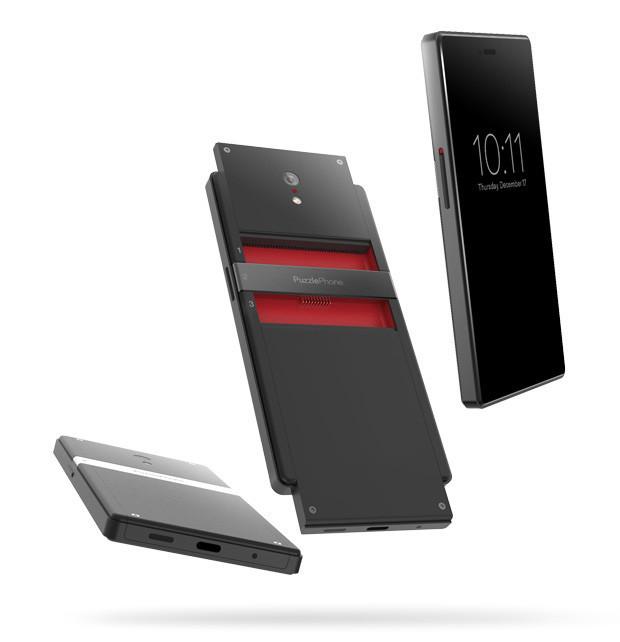 PuzzlePhone – změní Finové mobilní trh?