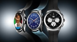 LG Watch Urbane 2nd Edition s Android Wear a LTE