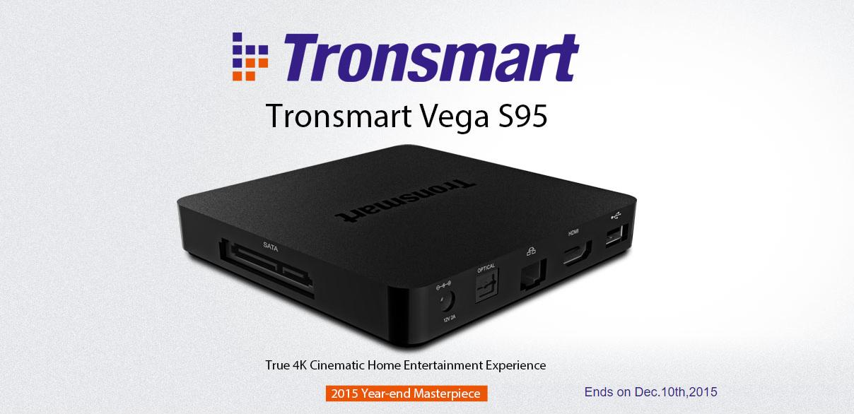 TV box Tronsmart S95 nyní v akci [sponzorovaný článek]