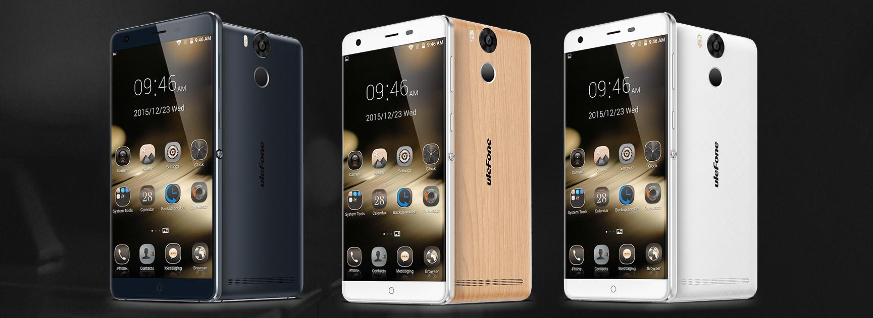 Ulefone Power – české LTE, Android 5.1 a obrovská baterie [sponzorovaný článek]