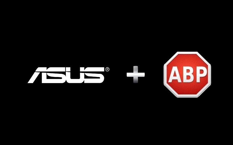 Asus plánuje integraci AdBlocku do svého mobilního prohlížeče
