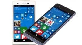 EveryPhone – nejtenčí telefon s Windows 10 z Japonska