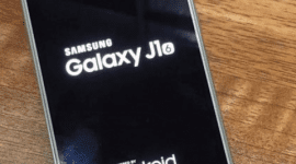 Samsung plánuje model Galaxy J1 2016