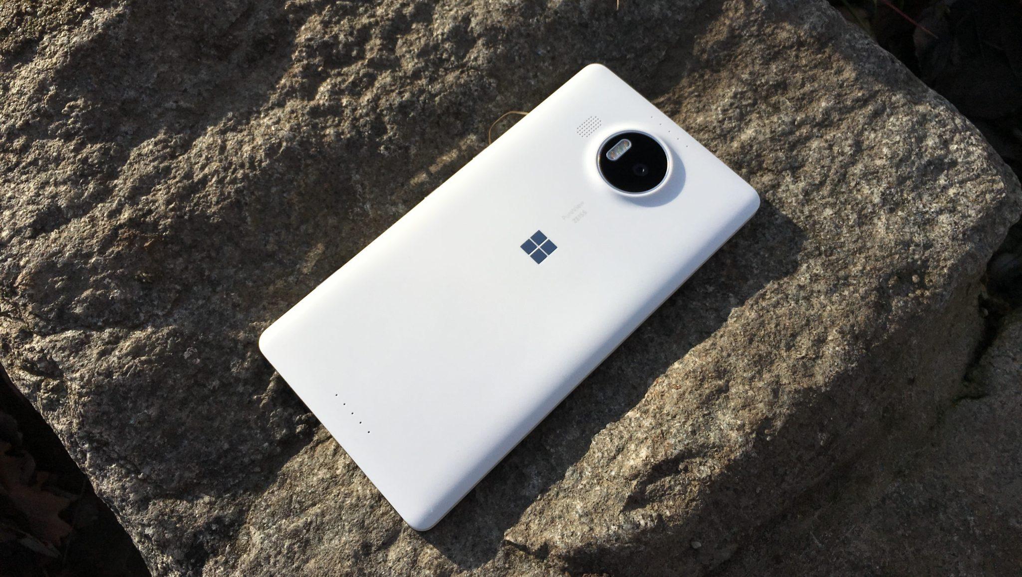 Ochutnávky #18 – Lumia 950 XL