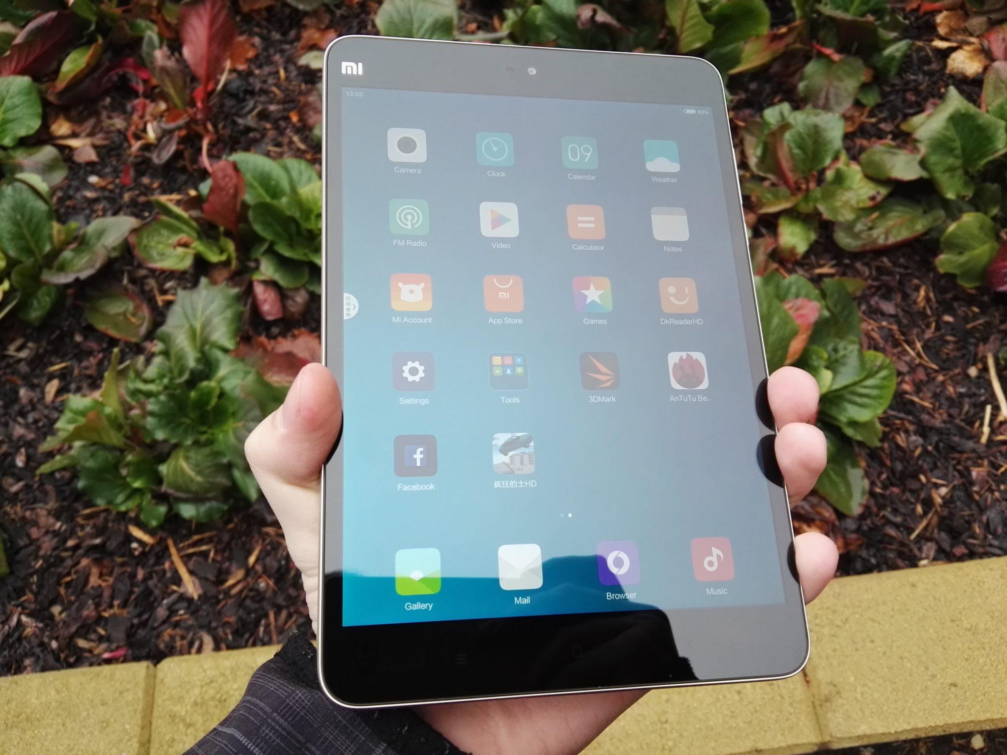 Xiaomi Mi Pad 2 – kovové dělo s výkonem a elegancí [minirecenze]