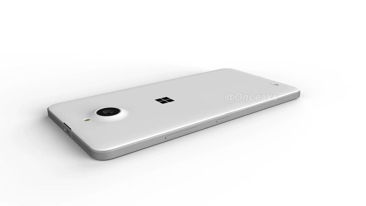 Lumia 850 uniká na novém renderu [aktualizováno]