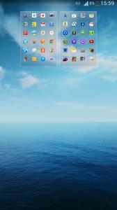 Samsung Galaxy Mega 6.3 - UI