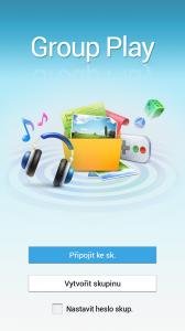 Samsung Galaxy Mega - Group Play