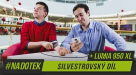 Na Dotek - Silvestr 2015 + Microsoft Lumia 950 XL