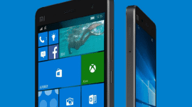 Xiaomi Mi 4 dostává podporu Windows 10 mobile