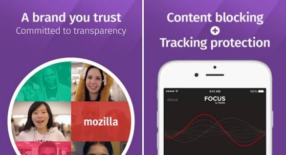 Focus by Firefox – blokování trackerů přímo od Mozilly