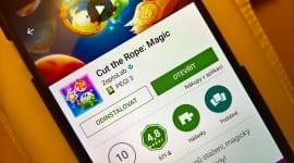 Cut the Rope: Magic – další pokračování legendární hry