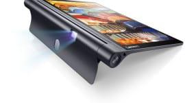 Lenovo Yoga Tab 3 Pro – tablet se zabudovaným otočným projektorem