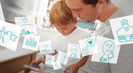 SwiftKey Symbols – klávesnice pro uživatele s řečovým postižením