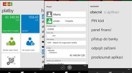 mBank vydává aplikaci pro Windows Phone