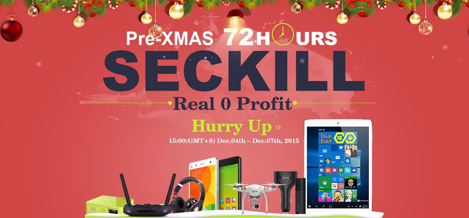 Vánoční slevy v obchodě Geekbuying [sponzorovaný článek]