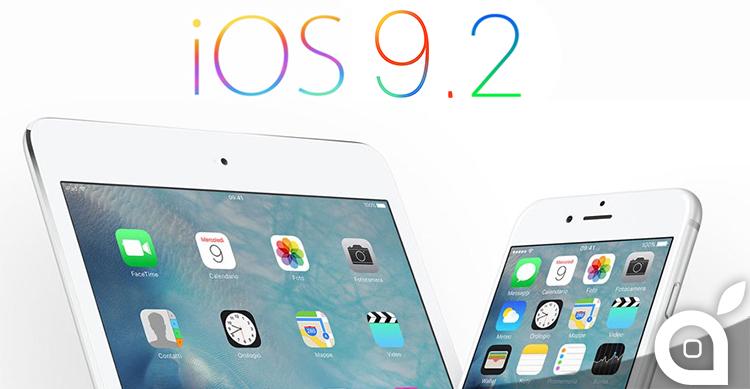 Apple vydal iOS 9.2 a watchOS 2.1 s podporou češtiny