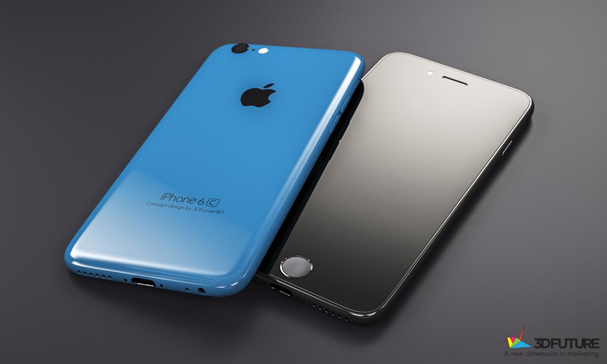 Apple prý připravuje menší čtyřpalcový iPhone 7c