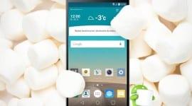 LG G3 dostává aktualizaci na Android 6.0 Marshmallow, opět jen v Polsku