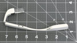 Nový typ Google Glass zachycen u FCC