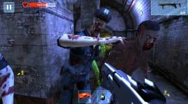 Další zombie střílečka pro iOS a Android