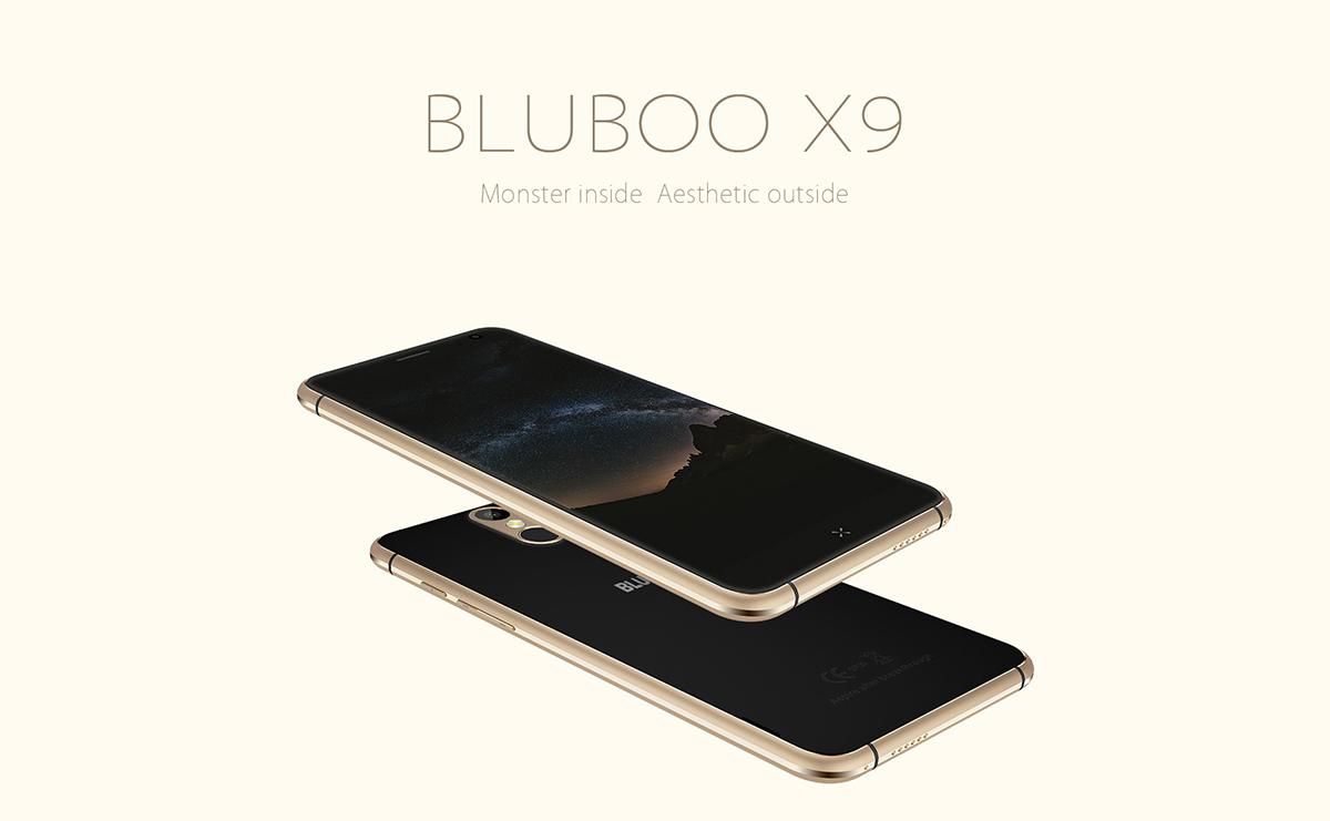 BLUBOO X9 – 3GB RAM i LTE [sponzorovaný článek]