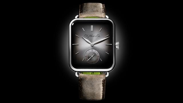 Švýcaři si vystřelili z Apple Watch