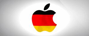 Apple Německo