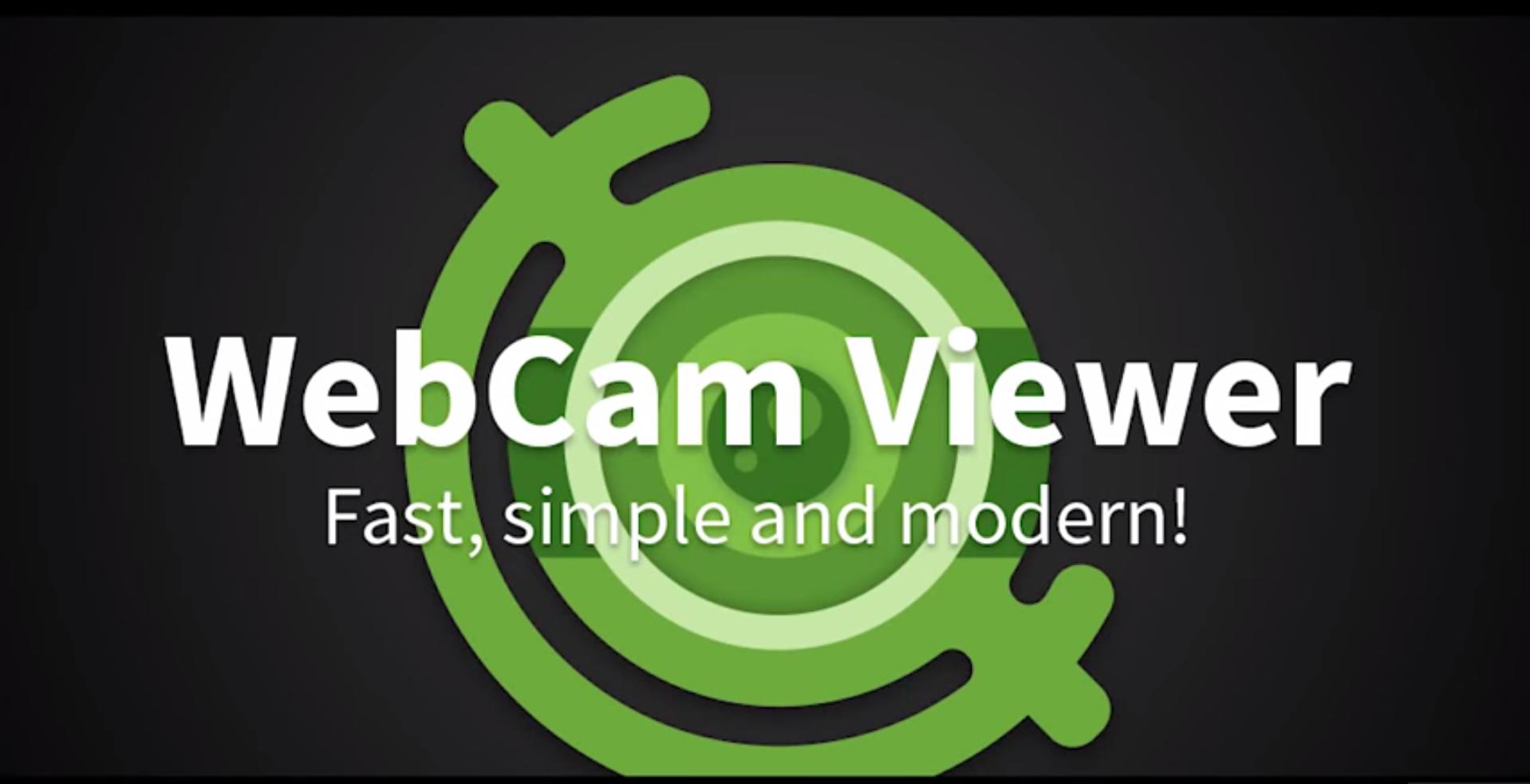Prohlížeč WebKamer – zásadní aktualizace a novinky