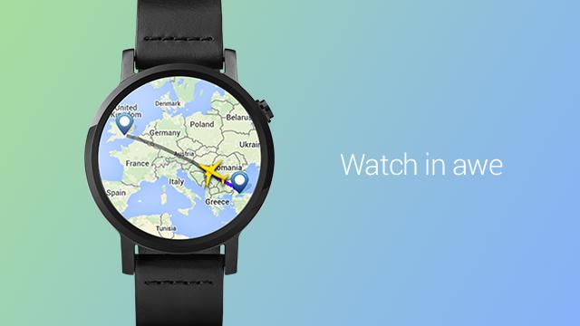 Android Wear má novou kategorii v Google Play