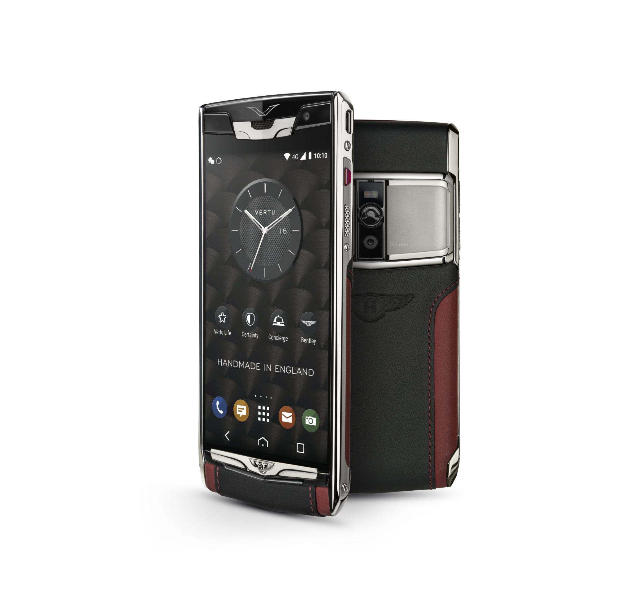 Vertu Signature Touch for Bentley v nové generaci