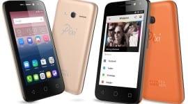 Alcatel představil novou řadu OneTouch Pixi 4 na CESu