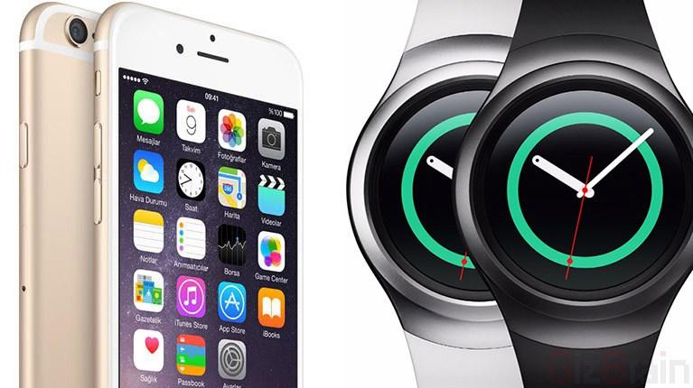 Samsung si posvítí na iOS