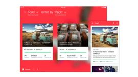 Kickstarter představil aplikace pro Android a iOS