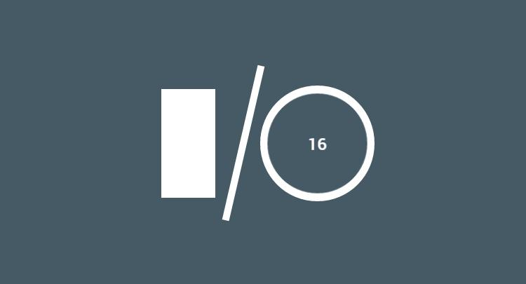 Google I/O 2016 bude 18. až 20. května