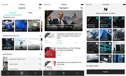 News Pro je nová aplikace od Microsoftu, která není určená pro Windows 10 Mobile