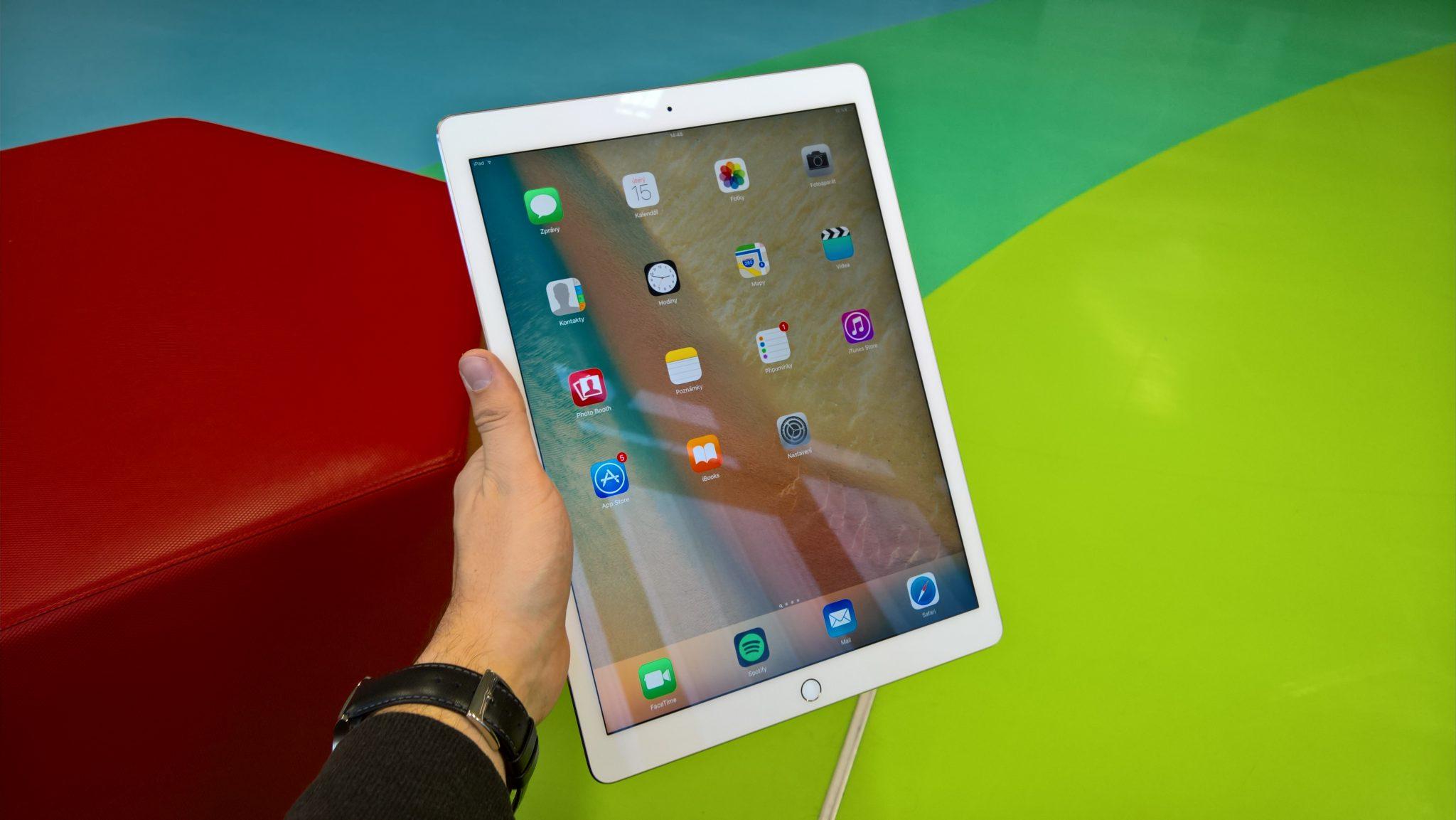 V březnu se prý dočkáme iPadu Air 3 se 4K displejem a 4 GB RAM