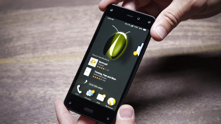 Druhý pokus Amazonu s mobily na dohled