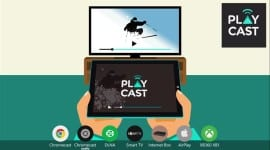 Playcast – streamujte na Chromecast a Apple TV z Windows 10