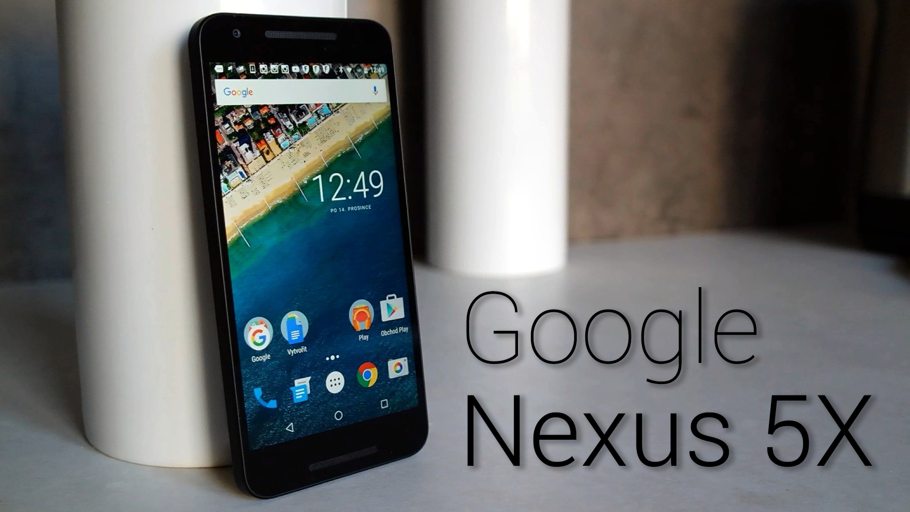 Nexus 5X – videopohled