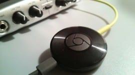 Chromecast audio – uživatelská recenze